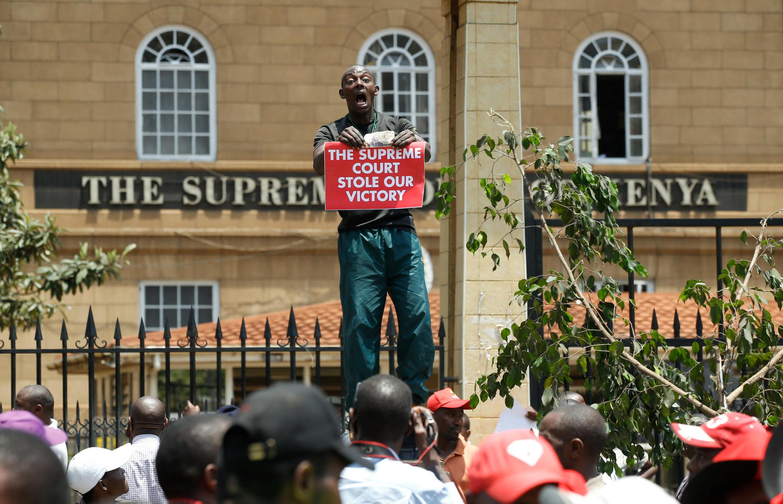 Mahakama ya Juu nchini Kenya