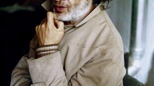 Александр Гротендик в 1988 году, одна из последних известных фотографий ученого