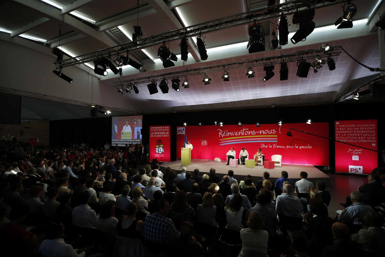 «La Cocotte minute socialiste vient de perdre quelques degrés»; une députée socialiste.