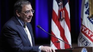 Leon Panetta, secretário de Defesa norte-americano, em foto do dia 19 de abril, no Pentágono.