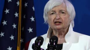 Janet Yellen, futura secretaria del Tesoro, aboga por mayor gasto público