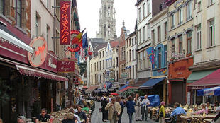 Brussels has failed to develop its pedestrian zone