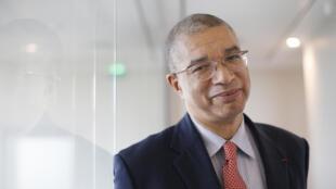 Lionel Zinsou, nouveau Premier ministre du Bénin. 經濟學家出身的貝寧政府新總理津蘇