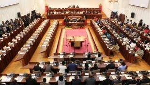 Parlamento de Moçambique.