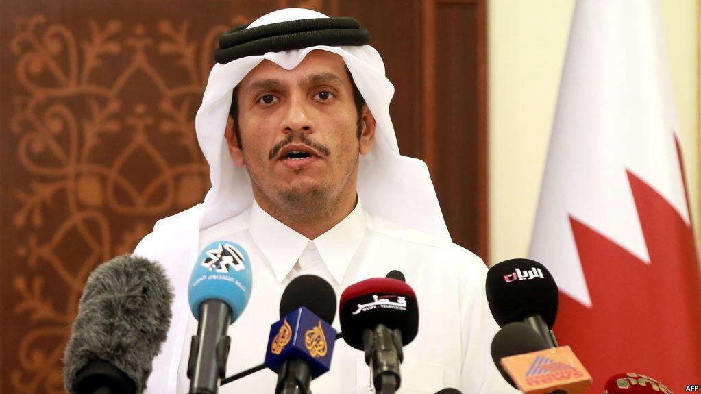 محمد بن عبدالرحمان آل ثانی، وزیر امورخارجه قطر
