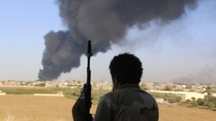 Mayakan zintan na Libya
