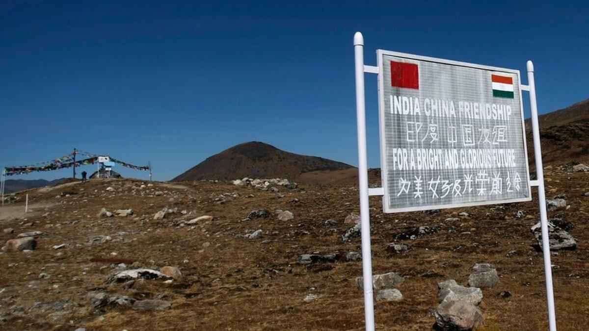 Ảnh minh họa : Một cảnh vùng biên giới Ấn Độ Trung Quốc