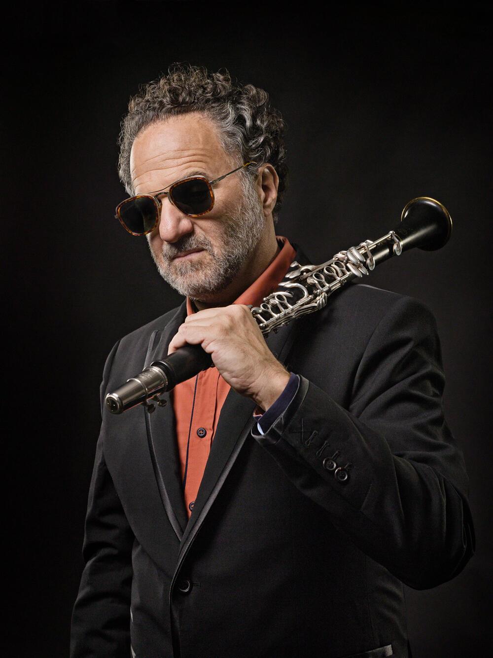 Le clarinettiste américain David Krakauer.