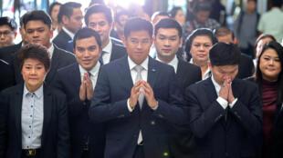 泰愛國黨領導團隊