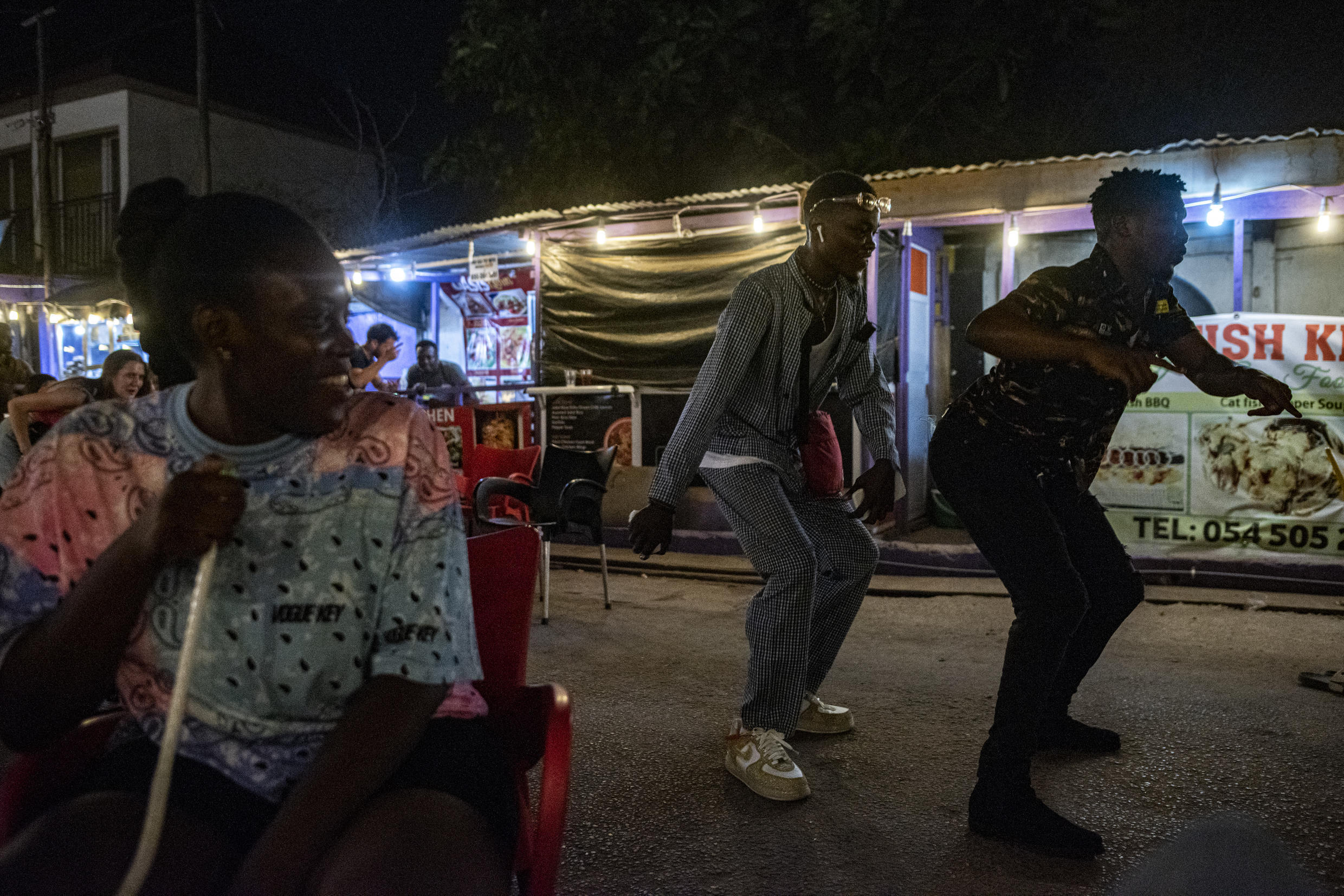 In a music scene long ruled by Nigeria, Afrobeats from Ghana are now finding favour not only in Accra's clubs but also in the international market