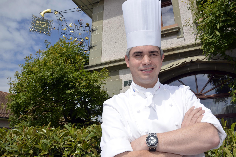 Бенуа Виолье был лучшим поваром мира, согласно французскому рейтингу La Liste