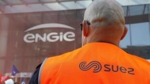 Malgré le vote défavorable de l'État, Engie a vendu ses parts dans Suez à Veolia.