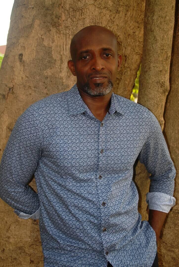 Odafe Atogun, author of novel Taduno's Song