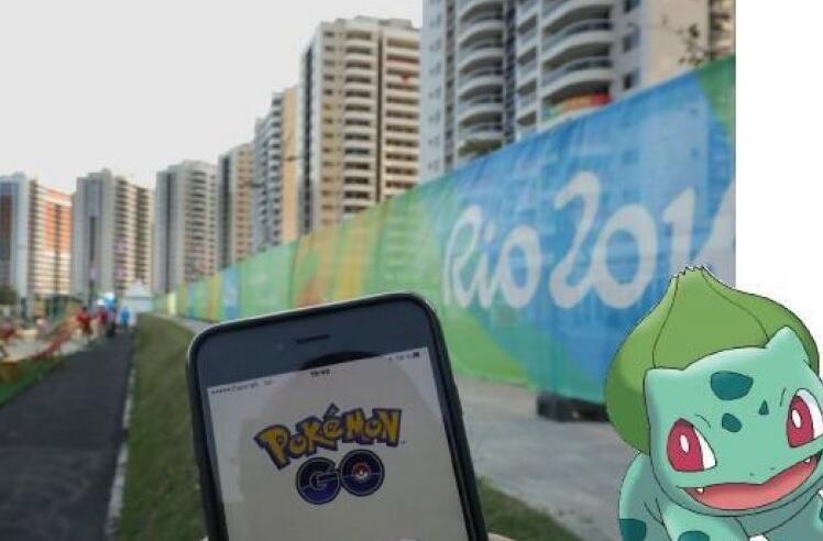 Jornal francês entrevistou atletas olímpicos que pretendem dividir as competições no Rio de Janeiro com o aplicativo Pokémon Go.