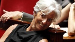 A ministra francesa das Finanças, Christine Lagarde, foi escolhida para ser a nova diretora-gerente do Fundo Monetário Internacional (FMI).