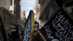 Mayakan Al Nusra a Syria