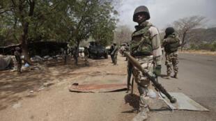 Nigeria - militaire - soldat - armée - combattant