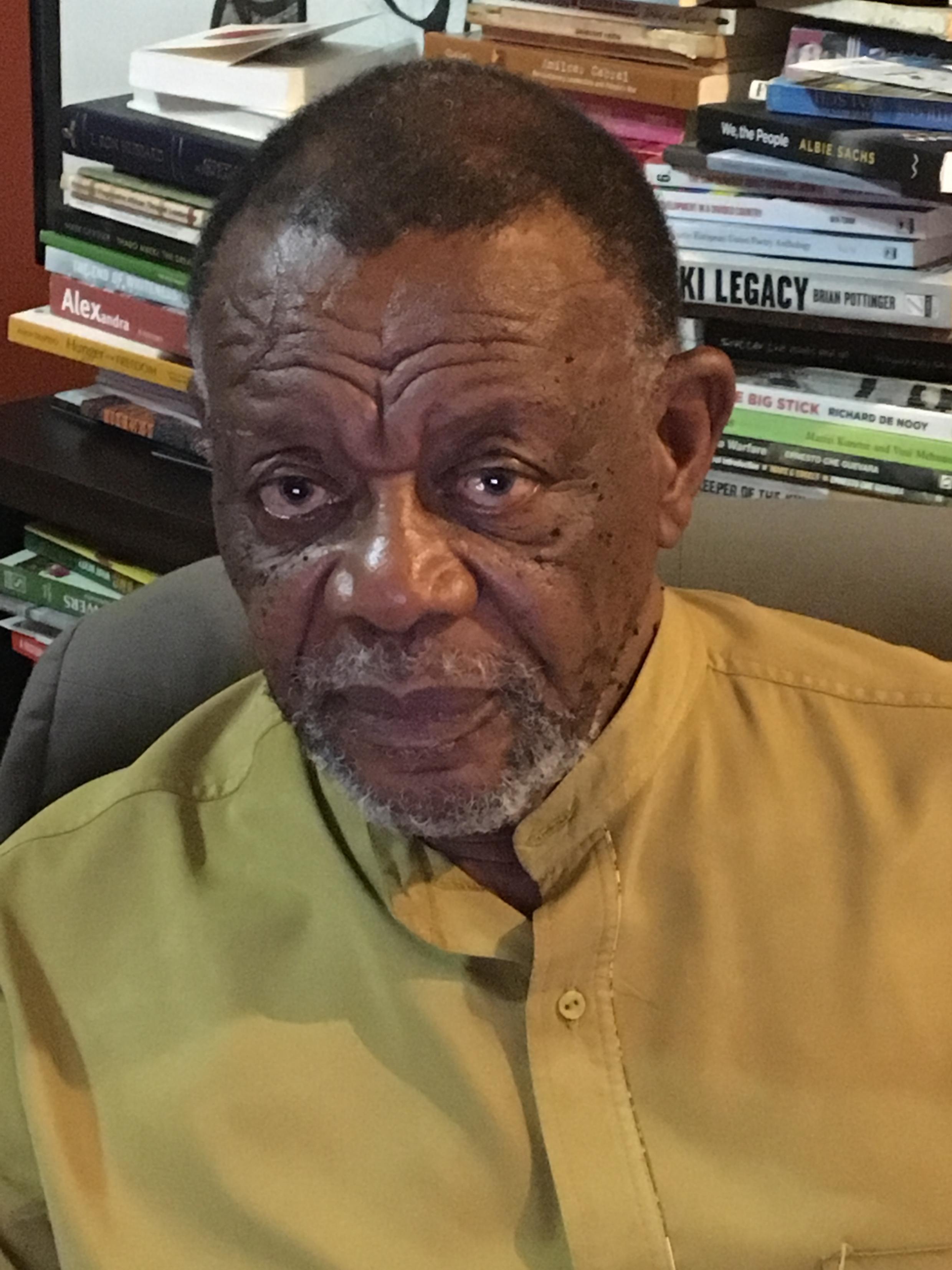 Mongane Wally Serote: poet, writer & ANC Veteran stalwart