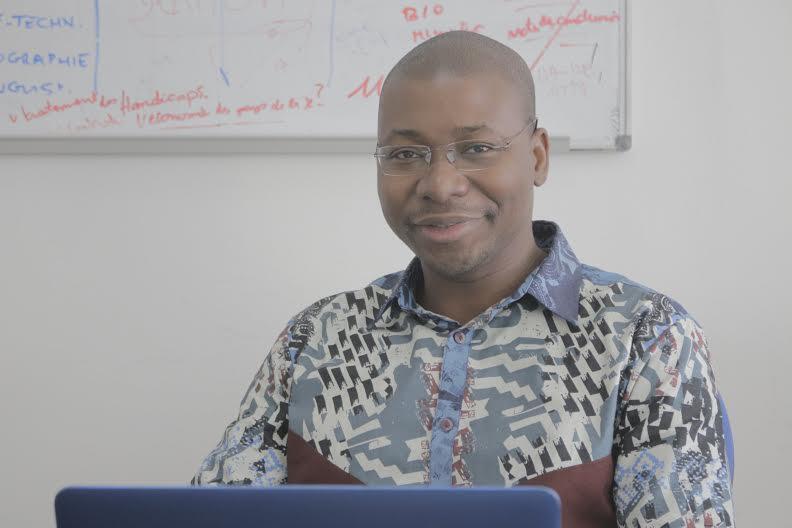 Gilles Yabi, fondateur du cercle de réflexion citoyen de l'Afrique de l'Ouest, Wathi.