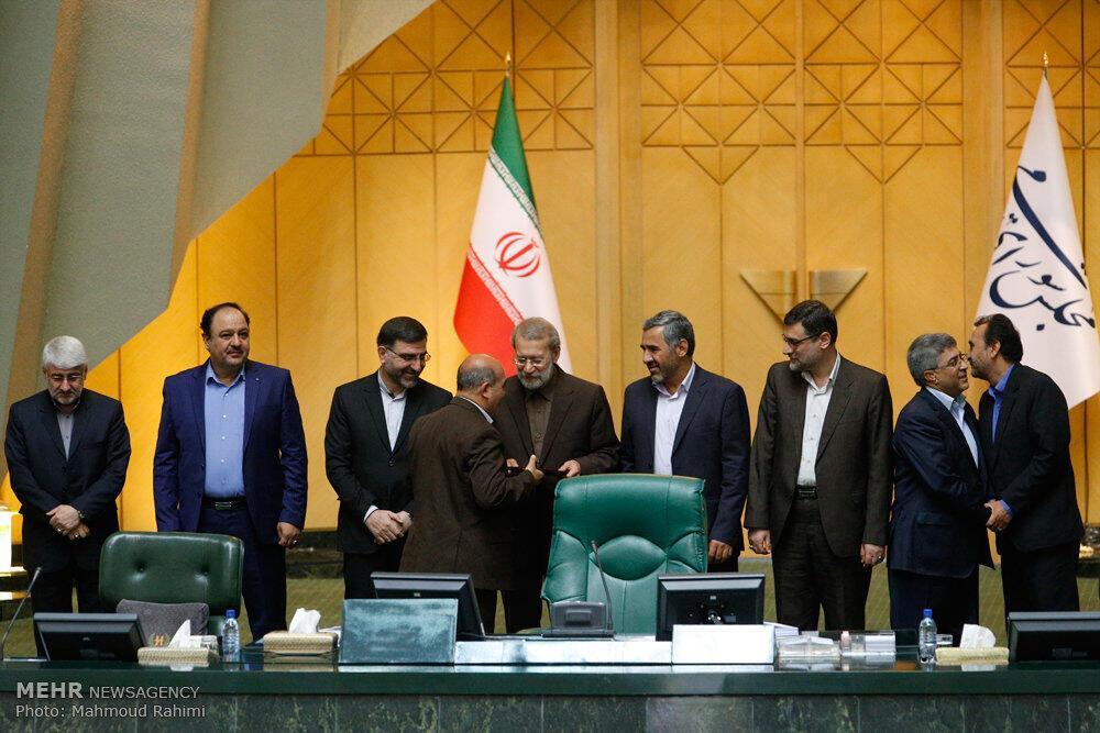 سومین روز از جلسه بررسی صلاحیت وزرای پیشنهادی دولت دوازدهم در مجلس شورای اسلامی ایران