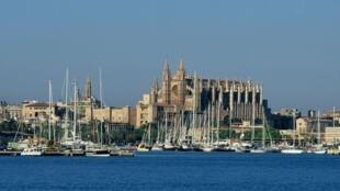 Majorque est un lieu de villégiature particulièrement prisé des Allemands.