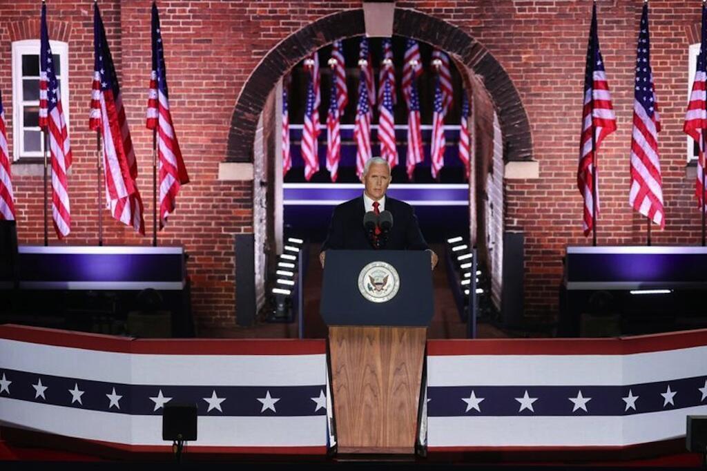 Mike Pence atolea wito Wamarekani kumpigia kura Donald Trump katika uchaguzi wa urais wa Novemba 3, akionya kuwa ushindi wa Joe Biden ni hatari kwa usalama wa Marekani.