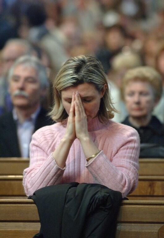 Payer pour prier, c'est en résumé la conséquence du décret adopté par l'Eglise catholique allemande (photo d'illustration).