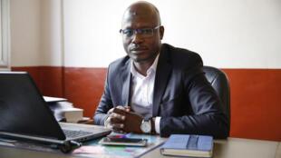 Professeur Abdoulaye Touré, chercheur, maître de conférence en Santé publique à l'université Gamal Abdel Nasser de Conakry et acteur de la riposte en Guinée.