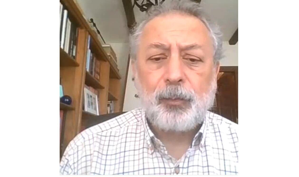 El epidemiólogo Daniel López Acuña, en entrevista con RFI el 19 de mayo de 2020.