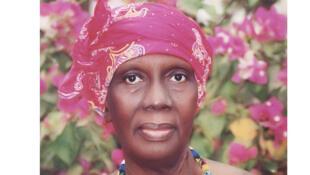 Jacqueline Ki-Zerbo.