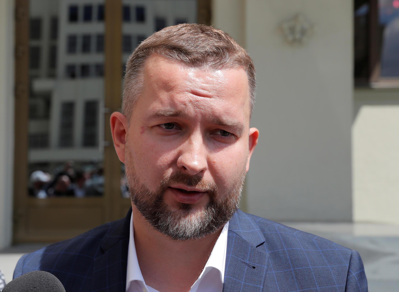 Кандидат Сергей Черечень, бизнесмен («Белорусская социал-демократическая Грамада»)