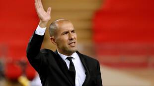 Leonardo Jardim é demitido das funções  de técnico do Mónaco.