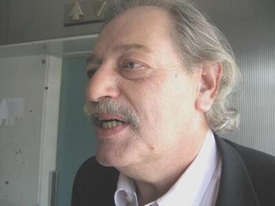 Bertrand Rosenthal en RFI.