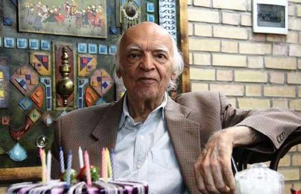 نجف دریابندری مترجم ایرانی در سن ۹۱ سالگی درگذشت