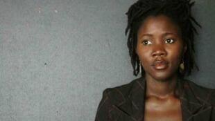 La réalisatrice de documentaires Alice Diop.