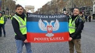Этот снимок также можно найти на странице Ксавье Моро в социальной сети ВКонтакте