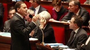 法國工業部部長貝松
