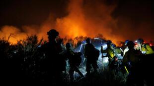 Incêndio afeta três estados dos Estados Unidos: Califórnia, Arizona e Novo México.