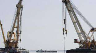 Поисковые работы на месте гибели «Булгарии», 17 июля 2011