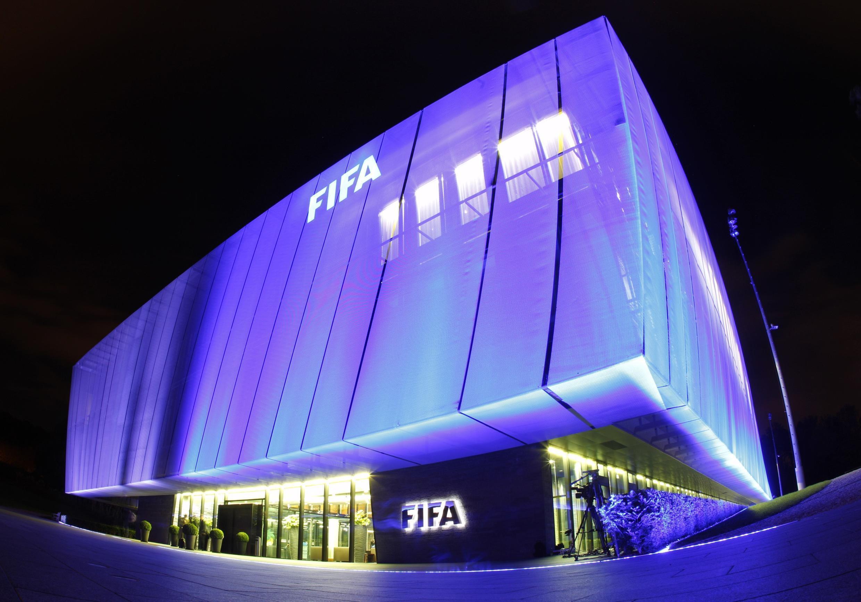 A sede da FIFA