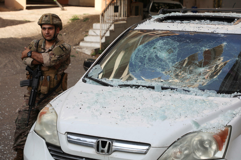 armée liban