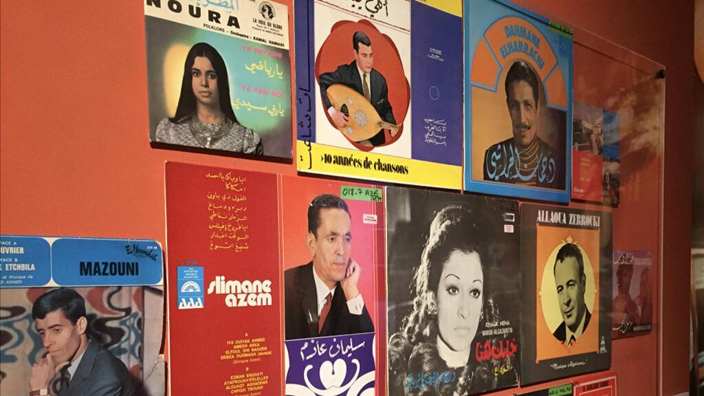 Les artistes issus des migrations maghrébines.