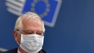 """El alto representante de la UniónEuropeapara laPolíticaExterior, Josep Borrell, estimó este martes que no se reúnen las condiciones para un proceso """"electoral transparente, inclusivo, libre y equitativo"""" enVenezuela."""