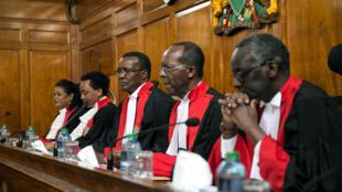 Wasu alkalai a  Nairobin Kasar Kenya