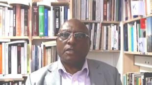 Bernard Puepi, expert-géomètre camerounais.