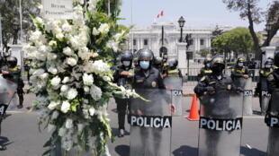 pérou police répression