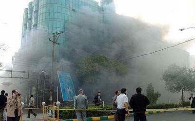 انفجار بمب نزدیک کاخ ریاست جمهوری مصر
