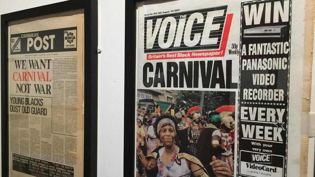 La presse britannique se fait l'écho du festival de Notting Hill.