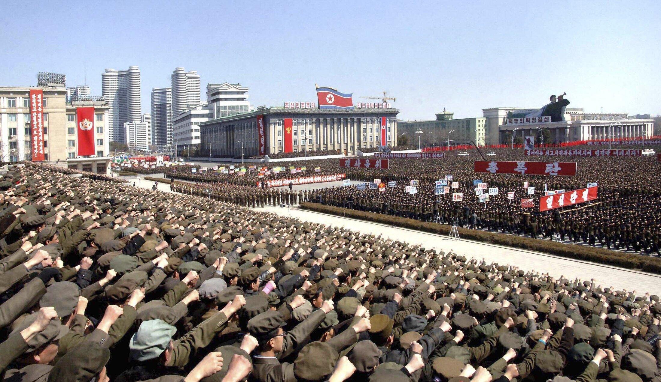 Bắc Triều Tiên bày tỏ trung thành với Kim Jong Un