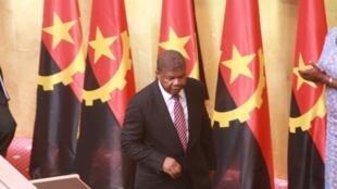 Presidente angolano, João Lourenço, quer eleições autárquicas de geometria variável consoante municípios